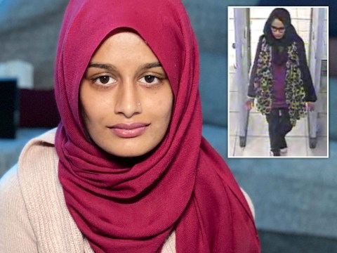 Isis bride Shamima Begum told she's not allowed to fly back to UK