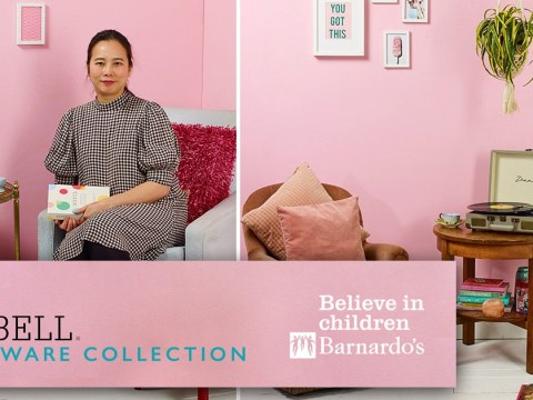 Barnardo's is having an online pop-up homeware auction with prices starting from just 99p