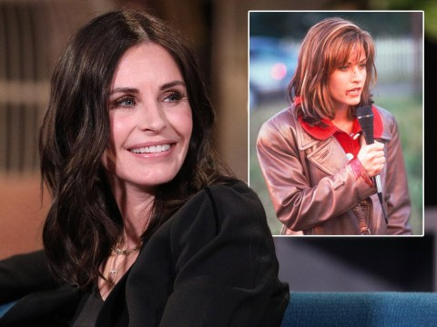 Courteney Cox is reprising Gale Weathers role for fifth Scream film and we're ready for it