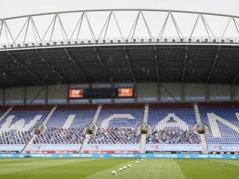 Wigan Athletic go into administration amid coronavirus pandemic