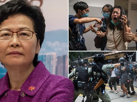 Protesters arrested in Hong Kong as China's harsh new security law comes into force