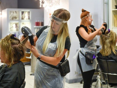 What are the opening hours for hairdressers and barbers now they've reopened?