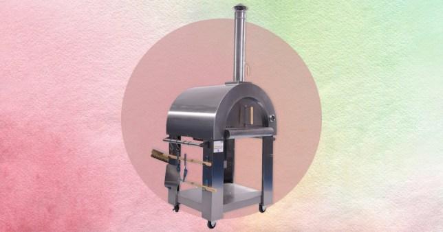 Aldi pizza oven Pic: Aldi