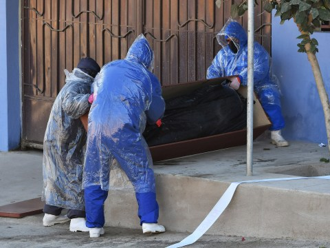 Bodies of coronavirus victims are being dumped on the streets of Bolivia