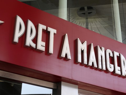 Which branches of Pret A Manger are closing?
