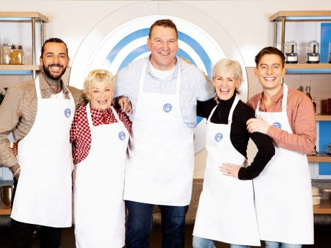 Celebrity Masterchef axes Pete Wicks and Crissy Rock in brutal double elimination as the semi-finals begin