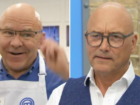 Celebrity MasterChef fans freak out over how alike Gregg Wallace and Dom Littlewood look: 'They're the same'