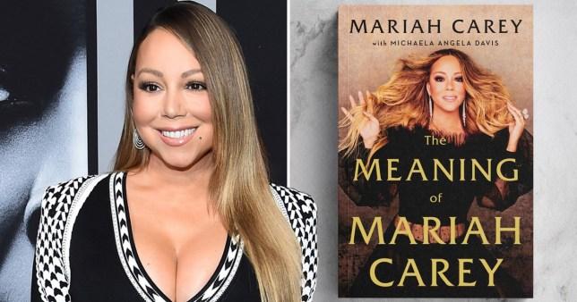 Mariah Carey book