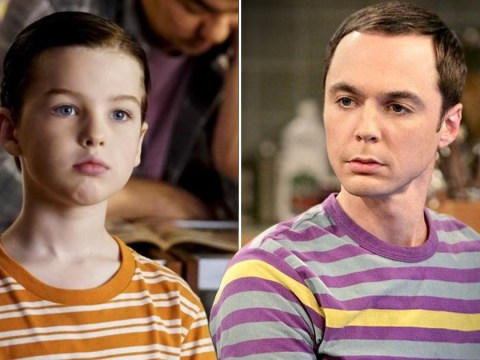 The Big Bang Theory showrunner reveals they had to make Sheldon Cooper 'less annoying' for spin-off as they tease Easter Eggs