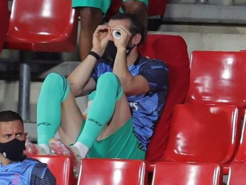 Zinedine Zidane responds to Gareth Bale messing around on Real Madrid's bench