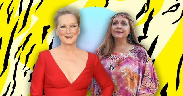 Carole Baskin poll result (Picture: Getty, Netflix)