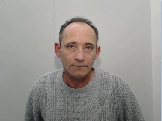 Jason Bursk, 53, has been jailed for 15 years