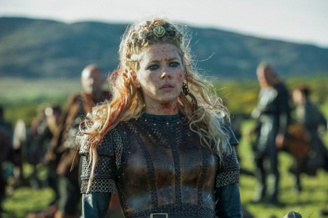 Vikings character Lagertha