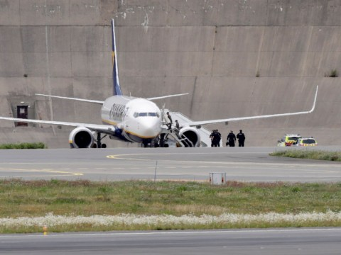 British man, 51, arrested at Oslo Airport over 'bomb threat' on Ryanair Flight