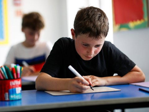 Parents face fines in September if they don't send children back to school