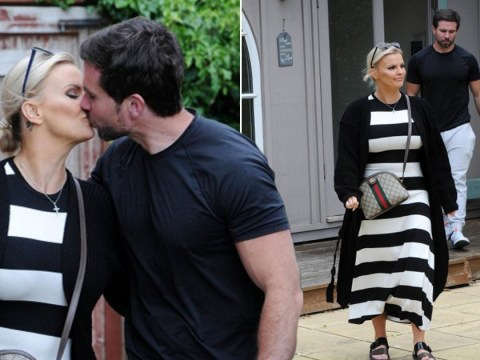 Kerry Katona and boyfriend Ryan Mahoney look more loved up than ever as they go house hunting