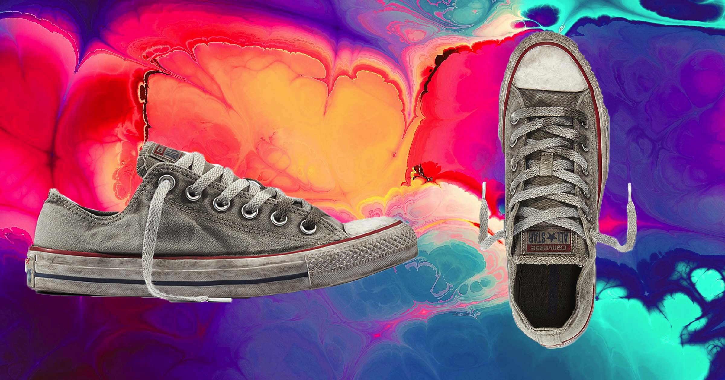 Converse sells shoes made to look dirty for £70 | Metro News