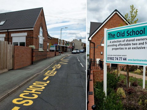 School road markings repainted 10 years after lessons stopped on site