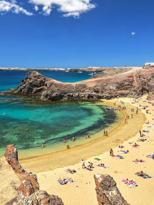 Papagayo Beach, Lanzarote; Shutterstock ID 701679028; Purchase Order: -