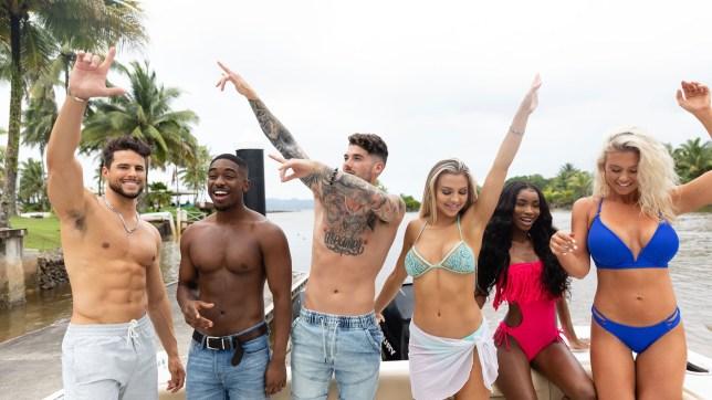 CBS Love Island USA