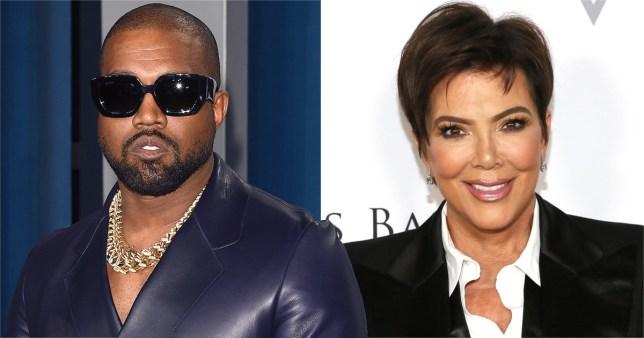 Kris Jenner posts on social media but ignores Kanye's Kris Jong Un comment