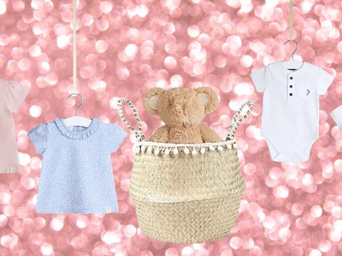 Billie Faiers' new baby and home collection for Asda launches today