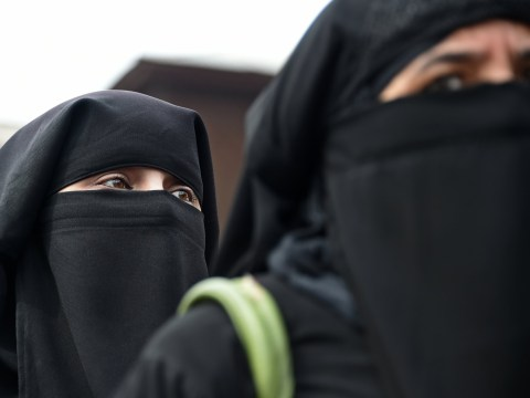 Children banned from wearing burkas at school in German state