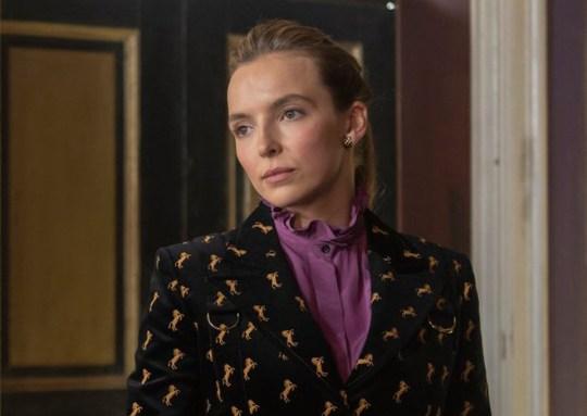 Jodie Comer as Villanelle????- Killing Eve _ Season 2, Episode 3 - Photo Credit: Parisa Taghizadeh/BBCAmerica