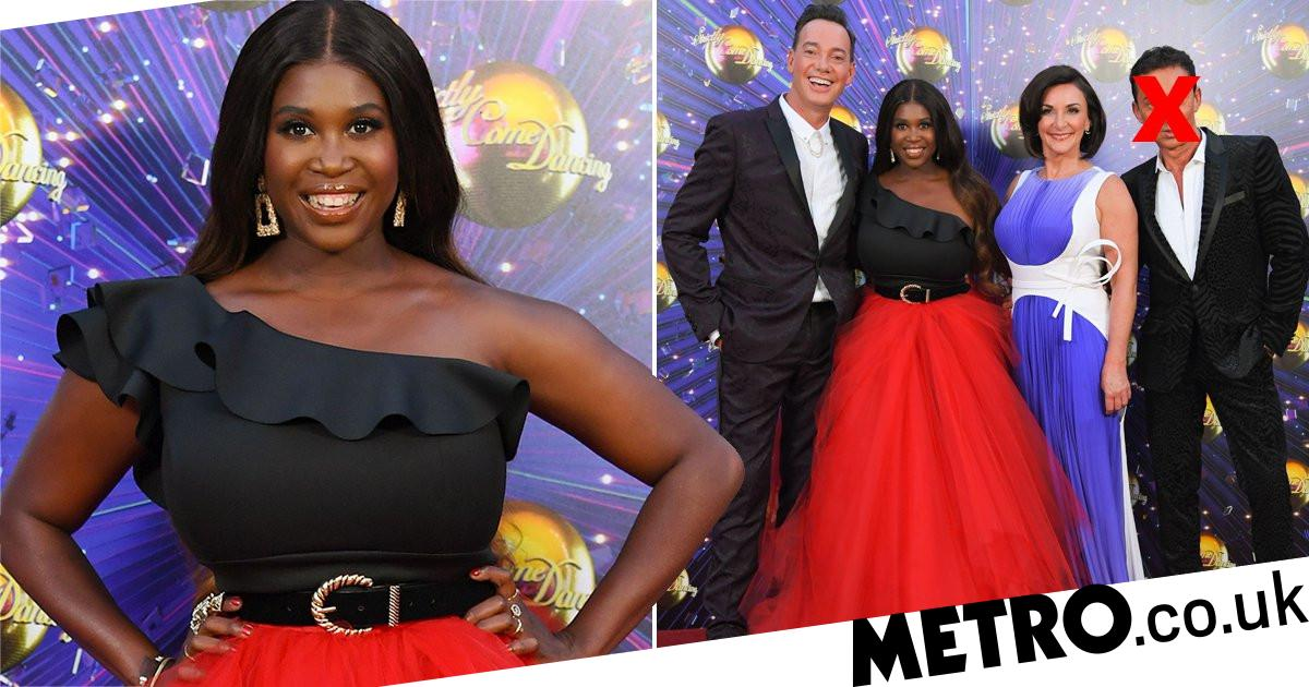 Strictly's Motsi Mabuse 'moving family to UK to secure judges panel'