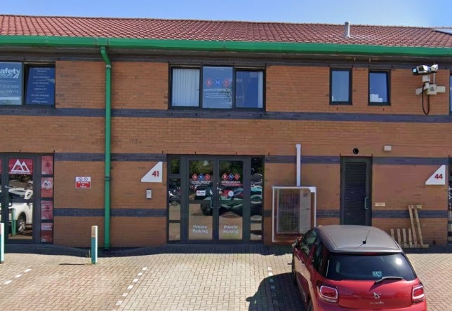 BMS Electrical Services offices near Sunderland (Picture: Google)