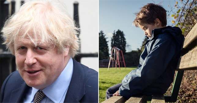 Government 'in denial' about UK child poverty