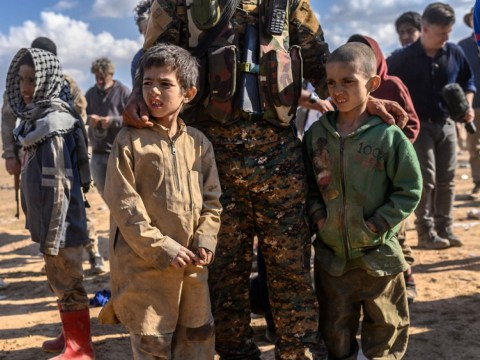 Almost 2,000 traumatised children abandoned in Iraq after Isis captivity