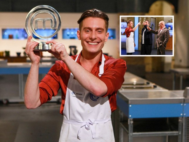 EMB: Celebrity Masterchef winner