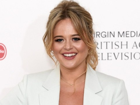 Emily Atack reveals chaotic first day as Celebrity Juice team captain: 'I'm covered in manure'