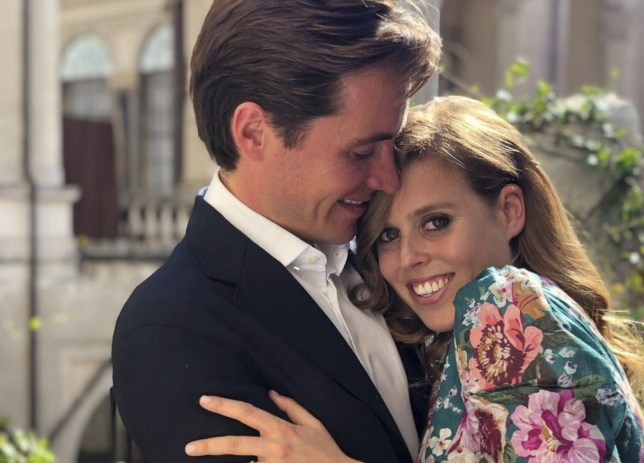 princess beatrice and her husband edoardo mappelli mozzi