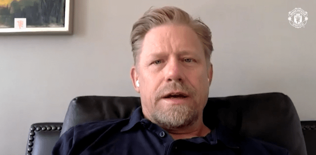 Peter Schmeichel says 'shocking' Manchester United player 'does not belong' in the dressing room