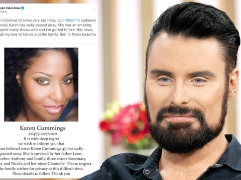 Rylan Clark-Neal mourns loss of regular guest from Big Brother's Bit On the Side