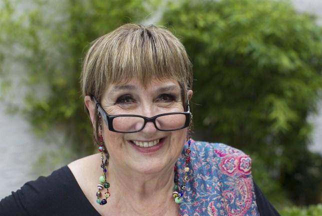 Mandatory Credit: Photo by DAVID HARTLEY/REX/Shutterstock (6067491f) Radio presenter Dame Jenni Murray. Henley Literary Festival, Oxfordshire, UK - 01 Oct 2016