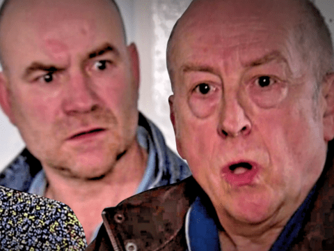 Coronation Street spoilers: Geoff Metcalfe's evil exposed as Tim catches him attacking Sally