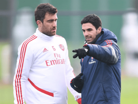 Sokratis Papastathopoulos' agent responds to rumours Mikel Arteta wants to sell Arsenal defender