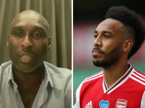 Sol Campbell offers Pierre-Emerick Aubameyang advice over Arsenal contract situation