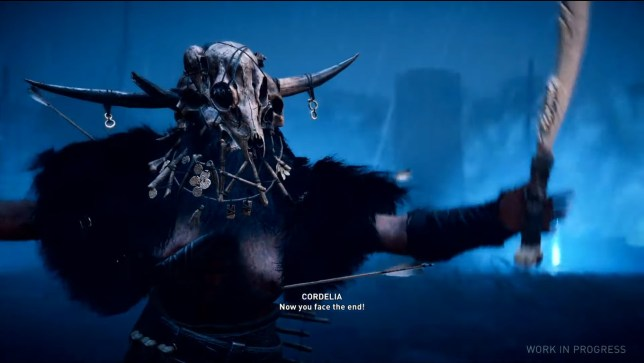 New Assassin S Creed Valhalla Gameplay Leak Shows Boss Fight And
