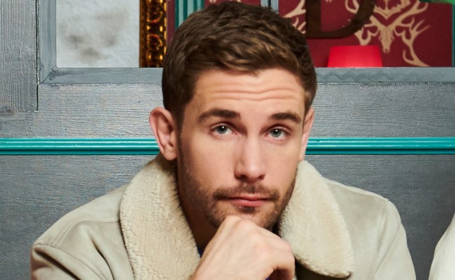 Brody in Hollyoaks