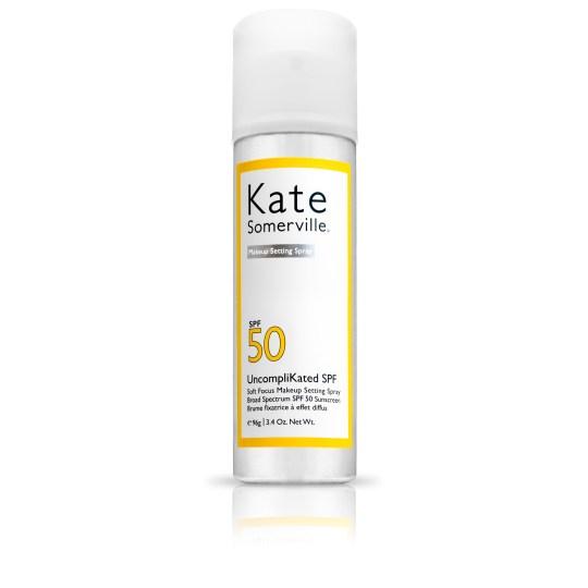 Kate Somerville SPF Spray