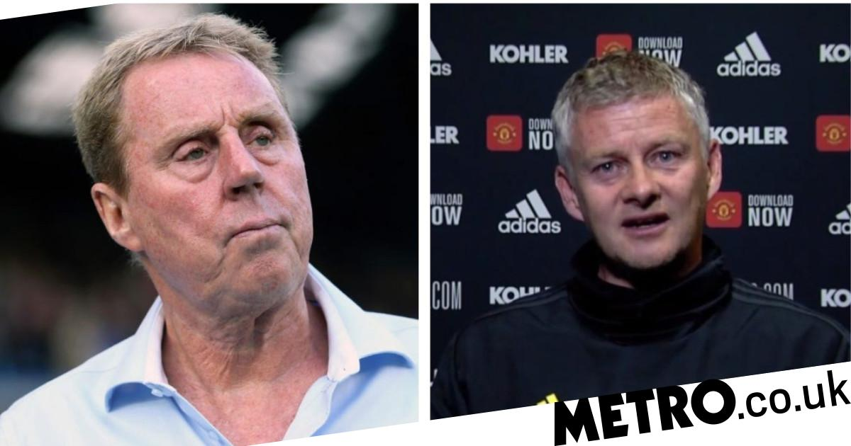 Harry Redknapp predicts where Manchester United will finish in Premier League - Metro.co.uk