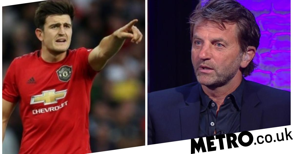 Manchester United news: Caglar Soyuncu is perfect centre-back partner for Harry Maguire, says Tim Sherwood - Metro.co.uk
