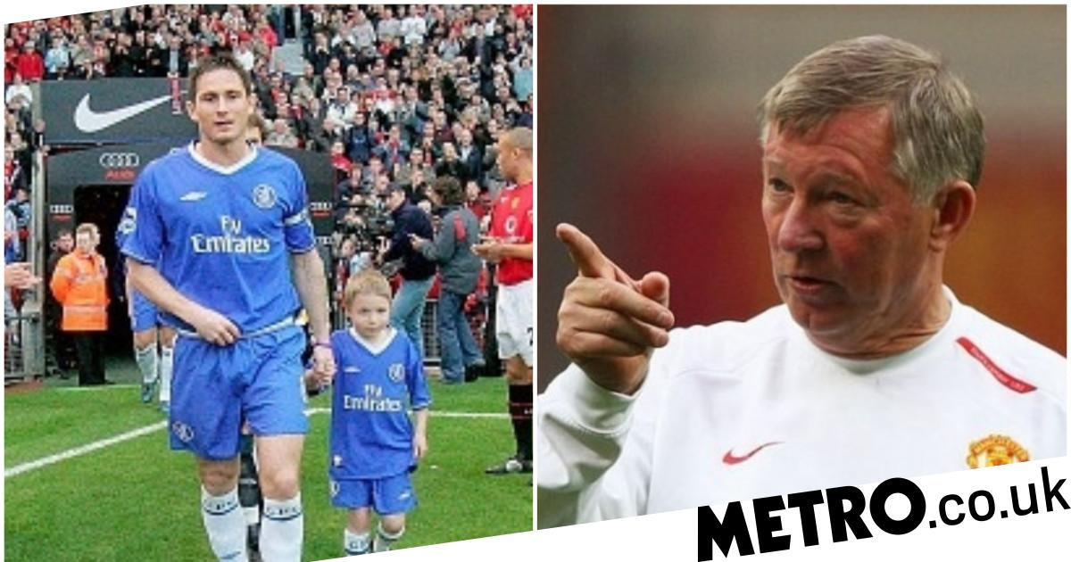 Why Sir Alex Ferguson 'enjoyed' Manchester United giving Jose Mourinho's Chelsea a guard of honour in 2005 - Metro.co.uk