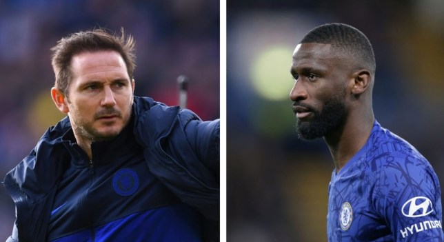 Antonio Rudiger admits he wanted Kai Havertz to join Frank Lampard's Chelsea