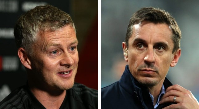 Gary Neville has predicted where Man Utd will finish in the Premier League