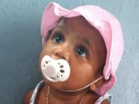 Girl, 1, died with coronavirus as she was learning to say first words and walk